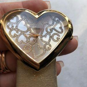 Guess heart watch